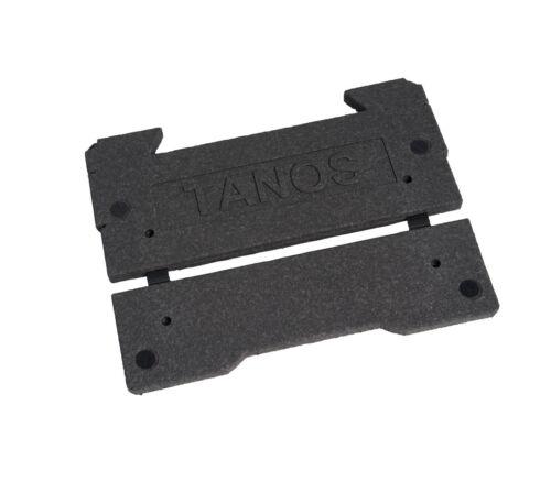 TANOS Sitzkissen für Systainer T-Loc Sitzpolster Werkzeugkoffer