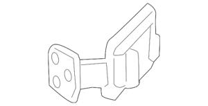 Genuine Rear Cargo Door Hinge (upper or lower) 90400-1PA2A