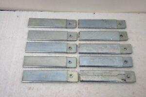 GARVEY-Steel-Carton-Knife-Box-Cutter-Single-Edge-Razor-Blades-12-pieces-FREE-SHP