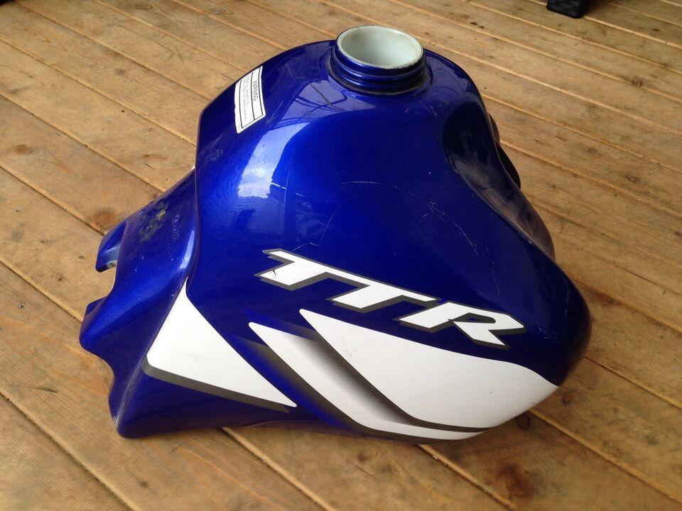Yamaha TTR Tank