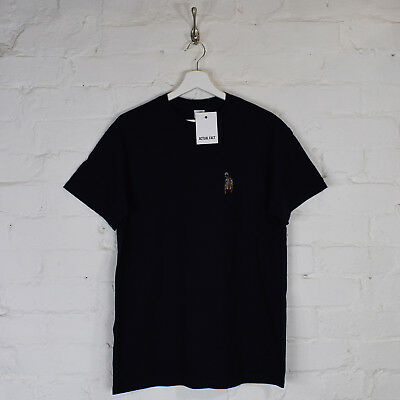 MF Doom X Biggie Coogi Embroidered Hip Hop Tee T-shirt