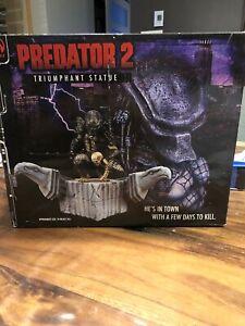 Predator-2-Triumphant-Statue-10-Inch