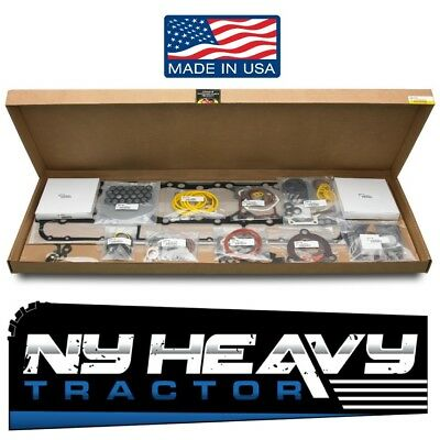 ONE NEW REPLACEMENT 2655324 OIL COOLER GASKET KIT FITS CAT C11 C13 CATERPILLAR EBay
