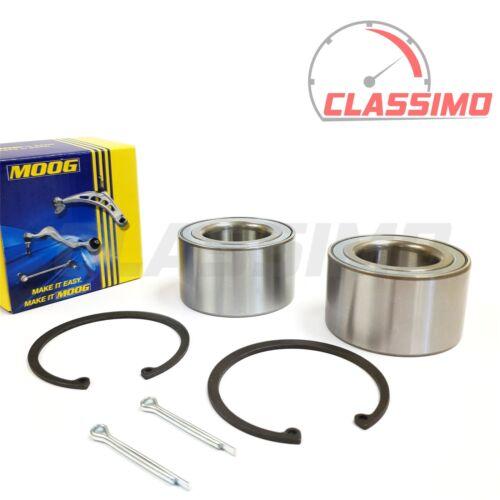 00-07 Rear Wheel Bearing Kit Pair for NISSAN X-TRAIL Mk 1 T30-4WD 4x4 models