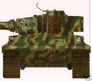image is loading german tiger tank pzkpfw vi king royal lots - Tiger Pictures To Color 2