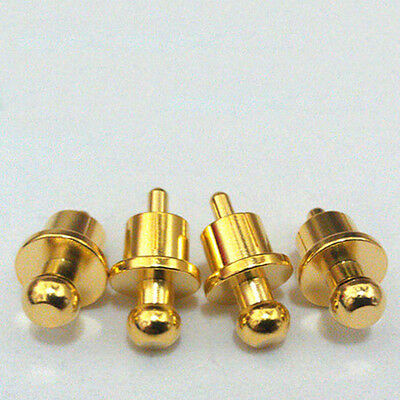 4pcs RCA Jack Connector Gold Plated Shielding Cap Protector Dust Proof