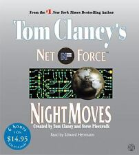 Tom Clancy's Net Force: Night Moves by Tom Clancy and Netco Partners Staff...