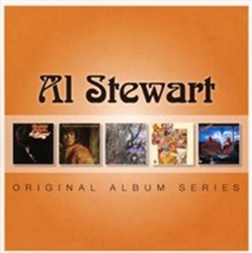 Al Stewart - Serie Álbum Original Nuevo CD