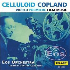 Celluloid Copland - Film Music / Sheffer, EOS Orchestra, New Music