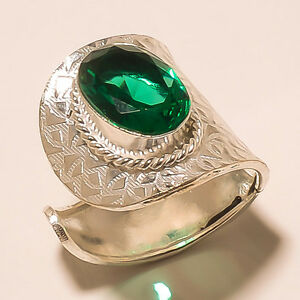LOVE-IT-925-STRELING-SILVER-PLATED-GEMSTONE-RING-JEWELLERY