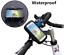 thumbnail 3 - 360-Bicycle-Motor-Bike-Waterproof-Phone-Holder-Case-Mount-fr-Apple-Samsung-Mobil