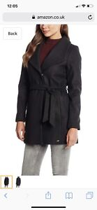 Tom Denim Coat Black Tailor New 7WSawqRx1R