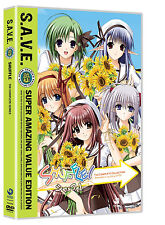 Shuffle!: Complete Box Set Full Series Season New DVD Anime Romance Comedy!