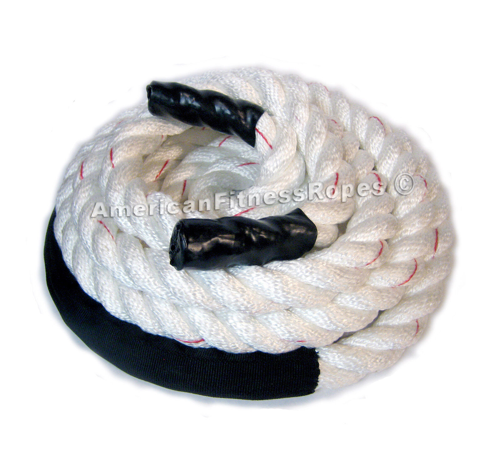 1-1 2  x 25' PolyDac Fitness, Exercise & Undulation Rope