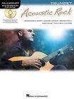 Instrumental Play-Along: Acoustic Rock (Trumpet) by Hal Leonard Corporation (Paperback, 2011)