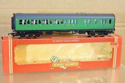 Acquista A Buon Mercato Hornby R487 Sr Southern Maunsell Malachite Freno 3 Coach 6564 Mint Ns Può Essere Ripetutamente Ripetuto.