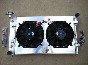 2002-2004-Aluminum-Radiator-Shroud-Fan-for-Holden-Commodore-VY-6CYL-V6-MT-03-04