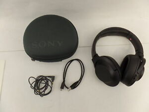 Sony-MDR-100ABN-Bluetooth-Wireless-Noise-Canceling-Headphones