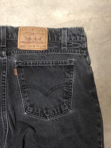 Vintage Orange Tab Levis - 33x30 RARE