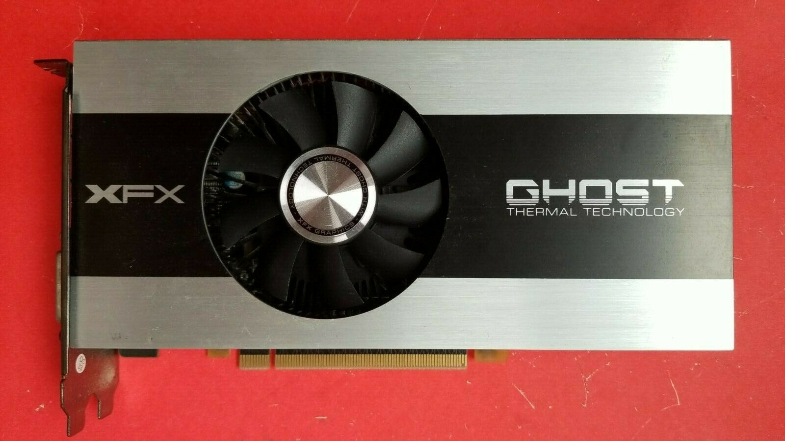 XFX Radeon 1GB R7700 FX-777A-ZN GDDR5 PCIe Ghost Graphic Card, SOLD AS IS