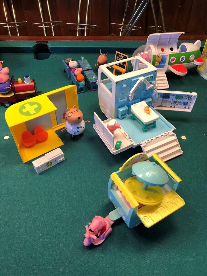 Blandet legetøj, Gurli Gris