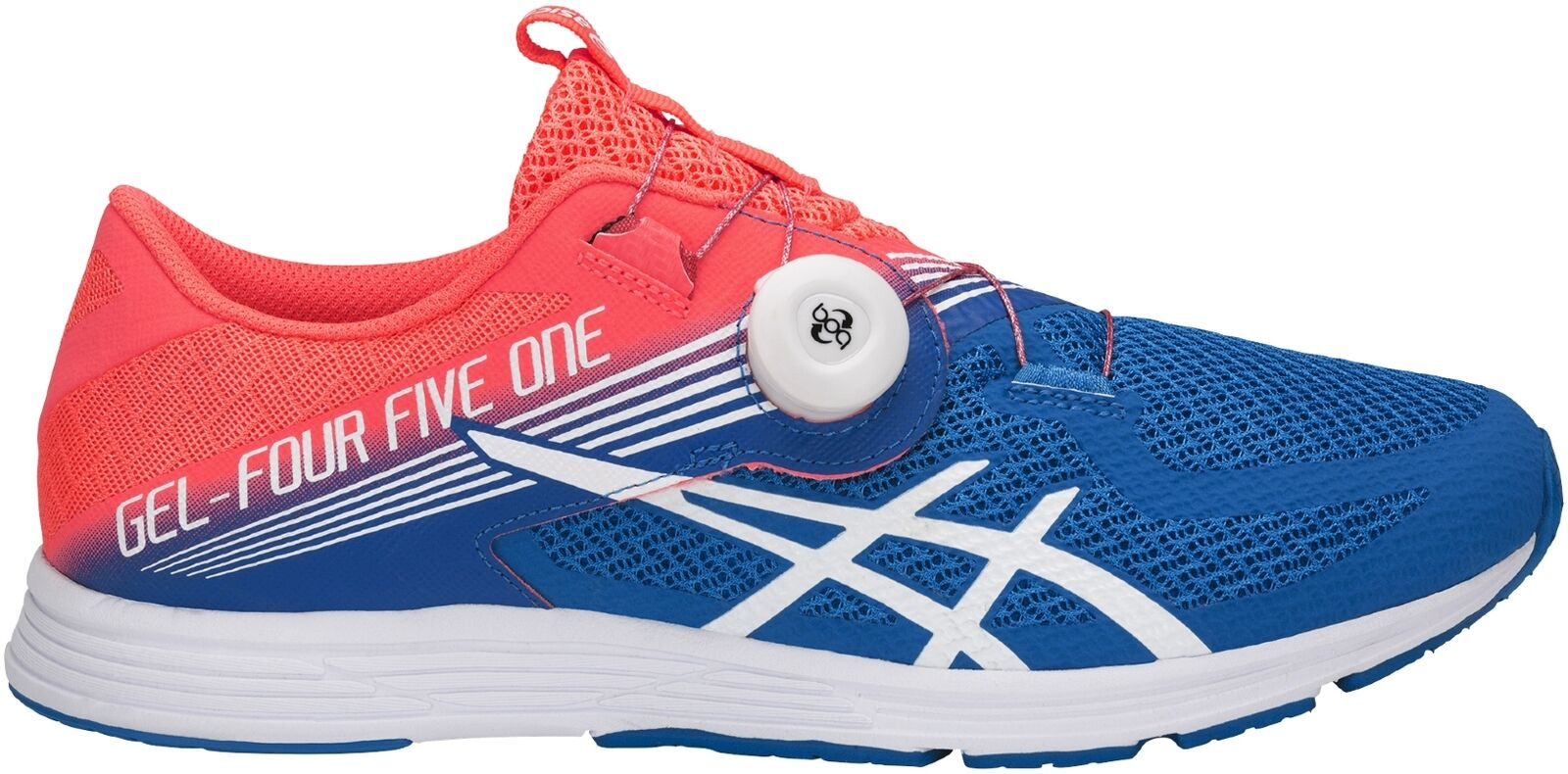 Asics Gel 451 Mens Running shoes - orange