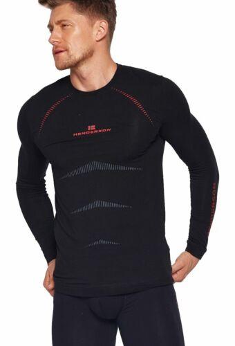 *XL*,*XXL* schwarz HENDERSON Unterhemd Ski Unterwäsche Thermounterwäsche  *L*