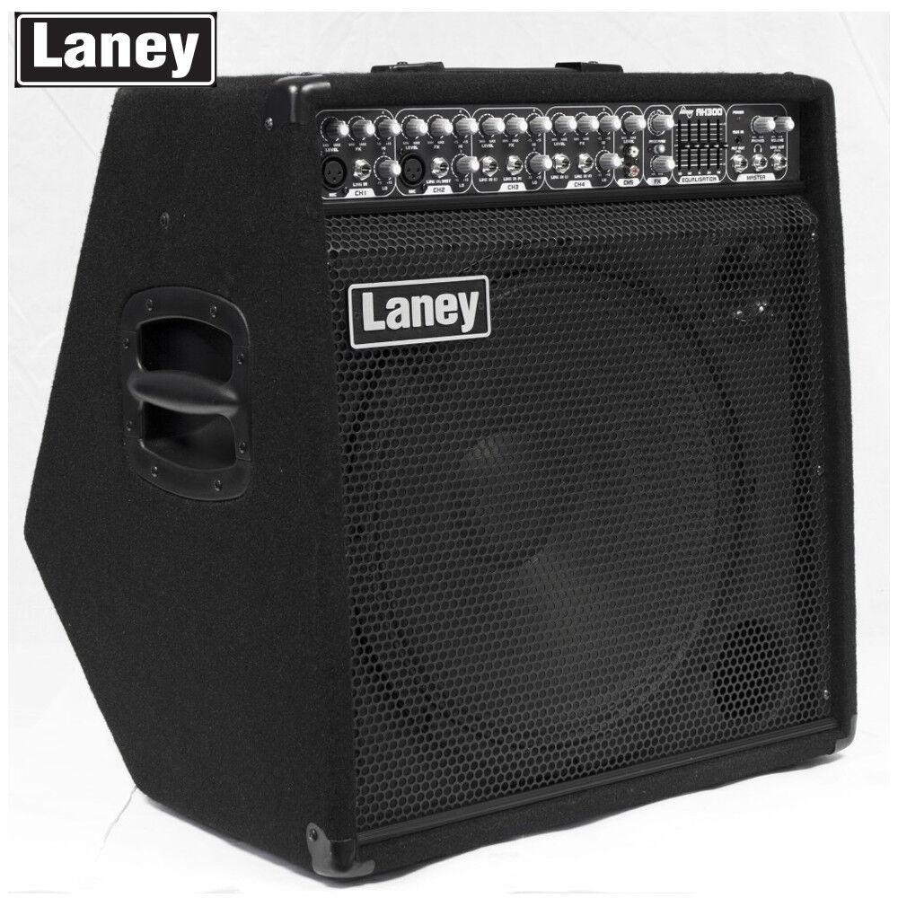 Laney Audiohub Audiohub Audiohub Combo AH300 Multi Entrada 300W Rms Woofer de 15  tweeter altavoz con 352c45