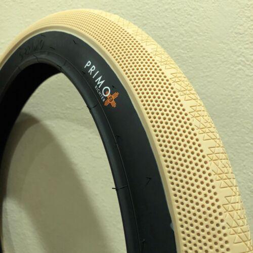 "PRIMO BMX BIKE NATE RICHTER TIRE 20 x 2.40/"" STRANGER CULT ECLAT SUNDAY ODYSSEY"