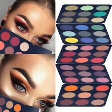 Palette Makeup Eyeshadow Cosmetics Diamond Glitter Metallic Glitter Pigmented