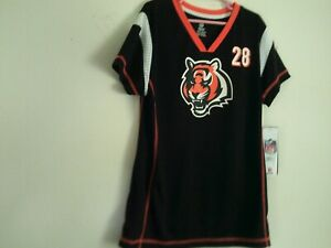 Details about Nike Boys' Home Game Jersey Cincinnati Bengals Joe Mixon #28 Boys 10/12 New
