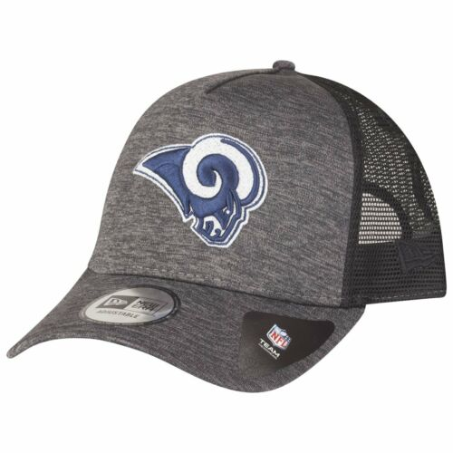 New Era A-Frame Shadow Trucker Cap NFL Los Angeles Rams