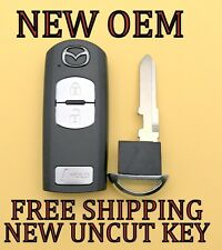 NEW 13 14-16 OEM MAZDA CX5 SPEED 3 SMART KEY PROX KEYLESS REMOTE FOB WAZSKE13D01