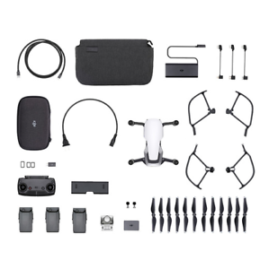 DJI-Mavic-Air-Arctic-White-Drone-Fly-More-COMBO-Plus-Starter-Kit