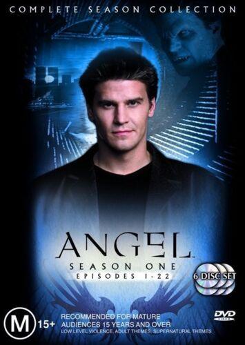 1 of 1 - Angel : Season 1 (DVD, 2006, 6-Disc Set) NEW
