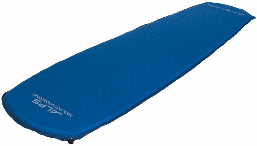 ALPS Mountaineering Ultra Light Self-Inflating Sleeping Pad, Regular 20  x 72