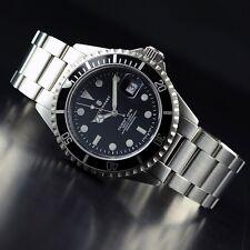 Steinhart Ocean One Black Diver Ceramic Bezel Watch
