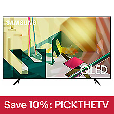 "Samsung 75"" Q70T QLED 4K UHD Smart TV"