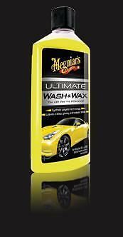 Meguiars Ultimate Wash & Cire Shampoing 473ml Envoi Gratuit Stockiste Ultime
