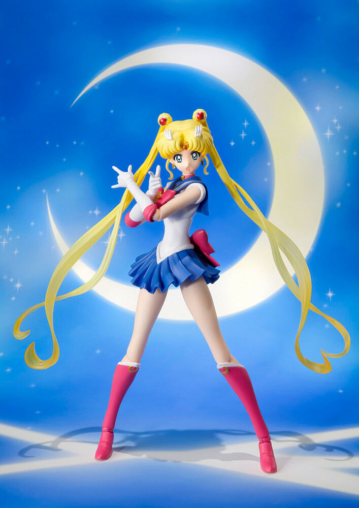 Sailor Moon Crystal S.H. Figuarts Action Figure - Sailor Moon