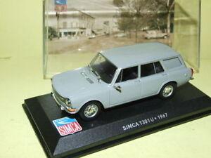 SIMCA ARONDE A90 NOIRE 1//43 IXO LEGENDARY VOITURE CAR AUTO  RU89.1