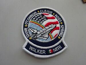 A50-3-USA-NASA-Weltraum-Mission-Space-Shuttle-USA-Mexiko
