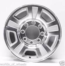 """Set of 4 GMC Sierra Silverado Suburban Yukon 2500 3500 13 14 17"""" Wheel TN 5298"""