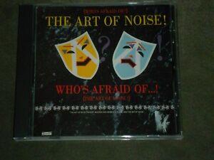 The Art Of Noise Whos Afraid Of The Art Of Noise Japan Cd