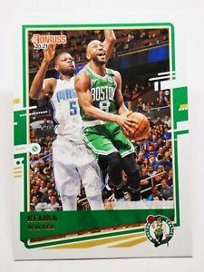 Panini Donruss 2020-21 N8 NBA trading card #94 Kemba Walker Boston Celtics