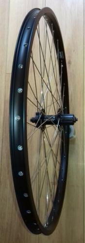 """26/"""" Ryde Andra 40 Disc Rim Shimano Deore XT M756 Hub Rear Wheel; Touring Ebike"""