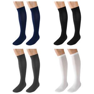 9967c84a5 1 Pair Mens Long Socks Silk Stockings Soft Stretchy Velvet Knee High ...