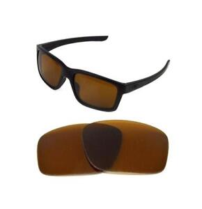 67f8450026d Image is loading NEW-POLARIZED-BRONZE-REPLACEMENT-LENS-FOR-OAKLEY-MAINLINK-