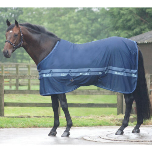 MASTA COOLMASTA INSULUX WICKING HORSE EXERCISE COOLER//TRAVEL//STABLE SHEET RUG