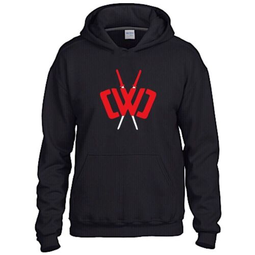 Chad Wild Clay CWC Kids Hoodie Inspired Gaming Gamer You tuber Size 8-9 M SALE!